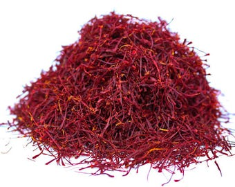 Saffron Persian by Slofoodgroup Premium Quality Saffron Threads All Red Saffron Filaments