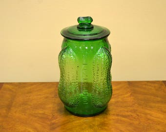 Glass Planters Peanut Jar