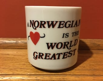 A Norwegian Wife is the World's Greatest Cook Mug