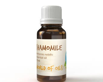 Chamomile Essential Oil- 15ml