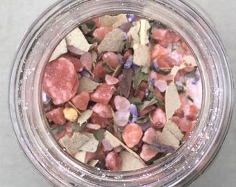 Bath Salts,  Aromatherapy, Gift Idea, Wedding favours, Bridal Gifts, Relaxation