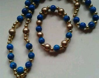 Anglican rosary beads