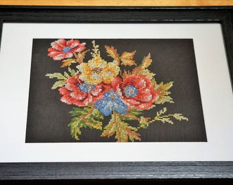 Handmade Cross Stitch Paintings