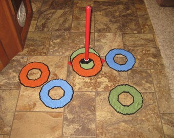 Childrens Indoor Ring Toss Game