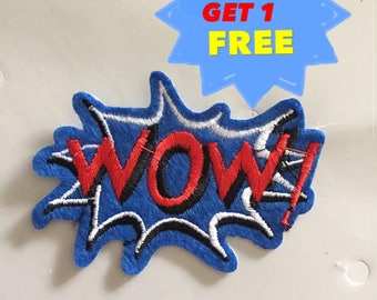 Patches , iron in , wow patch , patch for jacket , denmin jacket