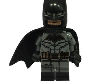 Custom LEGO minifigures -  Batman Rebirth Made with Original LEGO Parts