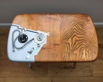 Star Trek design Ercol coffee table