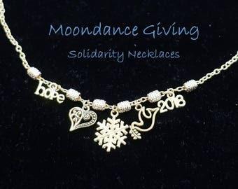 Solidarity Necklaces