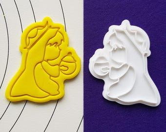 Magi offering Myth Cookie Cutter and Stamp