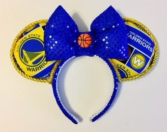 Golden State Warriors ears