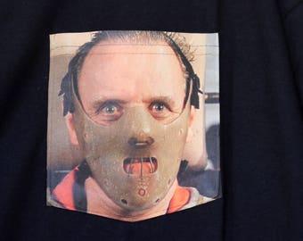 Hannibal Lecter - Pocket T-Shirt