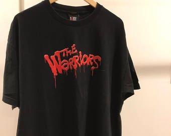 Vintage The Warriors Shirt