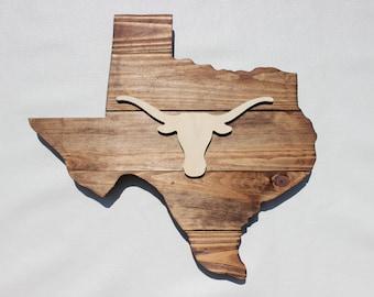 Texas University Sign, Texas, Texas University, Longhorns, UT Sign, Texas Longhorns, Pallet sign, University of Texas, Texas Art, Texas Sign