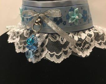 Baby Blue Danity Collar