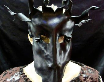 DRAGON LEATHER MASK