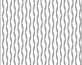 Silk screen  stencil No. 36