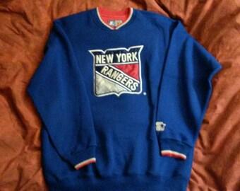 Vintage Starter New York Rangers sweatshirt