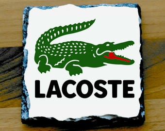 Lacoste Printed Mug Coaster Coasters . footaball casual casuals