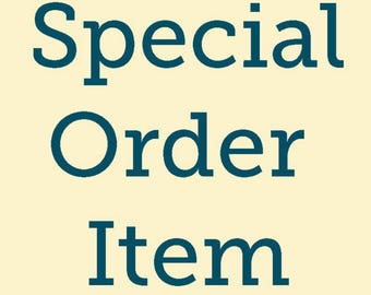 Special order Listing for DeAnna