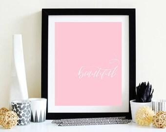 Beautiful Print, Wall Art, Wall Hanging, Art Print, Wall Decor, Home Decor, Art Decor