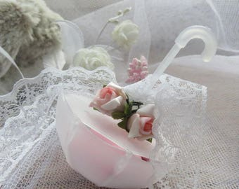 Containing sweets shabby chic wedding or christening