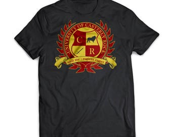 University Of Casterly Rock | Game Of Thrones |  Gift | Shirt | T-Shirt | Game Of Thrones |