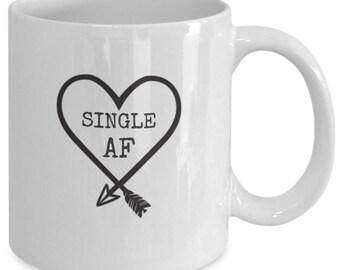 SINGLE AF Mug