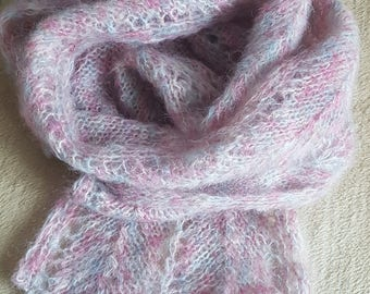 Finesse Mohair Scarf