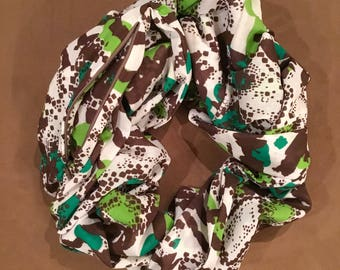 The Traveling Scarf - Spring Green (Long)