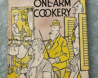 Mrs. Rasmussen's Book of One-Arm Cookery