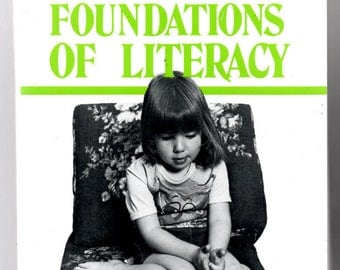 TheFoundations of Literacy book
