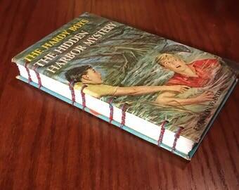 The Hardy Boys: The Hidden Harbor Mystery - Hard Cover Everyday Journal