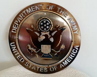United States Army - Wall Decoration