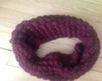 Adult cowl neck scarf