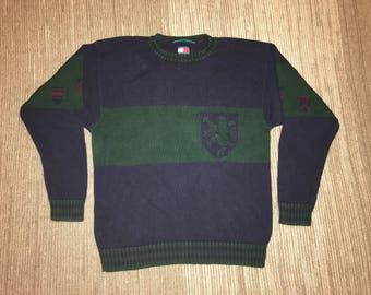 Vintage 90s Tommy Hilfiger Sweater