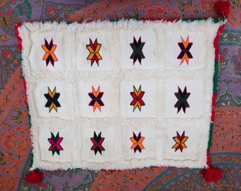Vintage Morcoccan Berber cushion cover