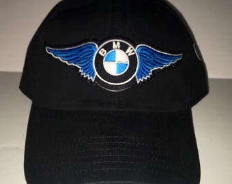 Angel Wings BMW Dad Hat
