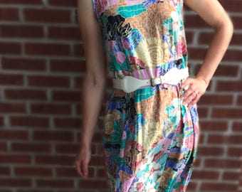Hawaiian Summer Dress