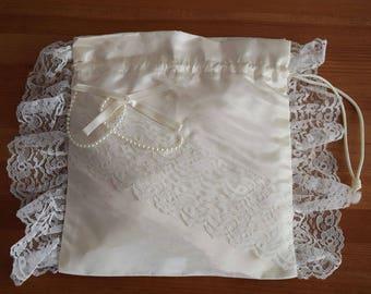 Vintage Bridal Purse - 1982