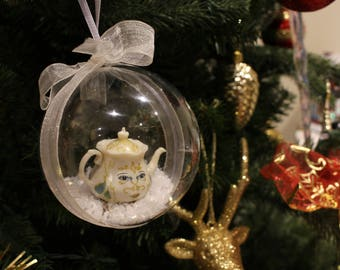 Mrs. Potts Bauble. Beauty and the Beast