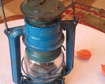 Rare Meva  hanging kerosene lamp