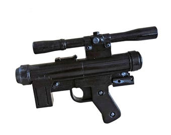 SE-14R Death Trooper Blaster prop from Star Wars