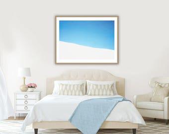 bedroom art. Bedroom Wall Art  Coastal Decor Beach Romantic Blue wall art Etsy