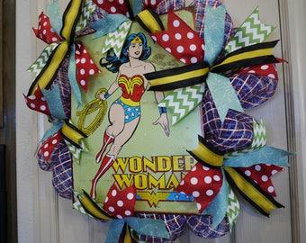 Wonder Woman, Patriotic, DC Comics, Superhero, Children, Kids, Comic Book