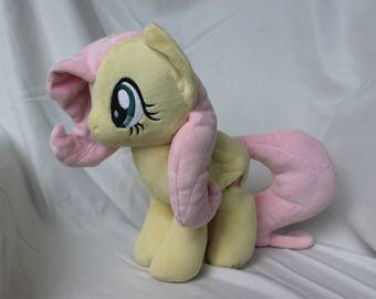 My Little Pony - Custom Fluttershy Plush