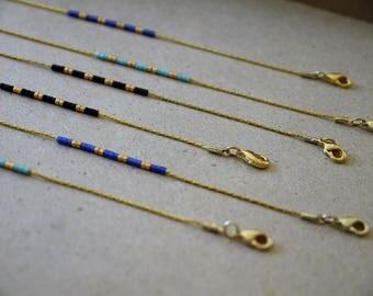 Bracelet beads Myuki woman