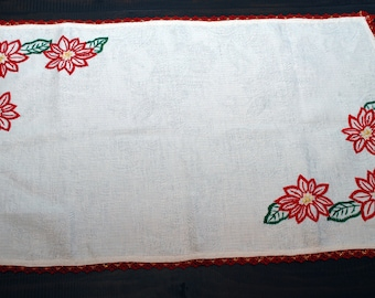 Christmas table linen/decoration