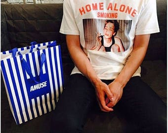 Home Alone Smoking Tee