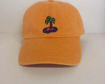 Paradise Island dad hat (FREE SHIPPING) (U.S.)