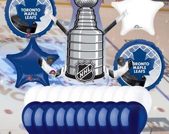 Toronto Maple Leafs 25 piece Balloon Kit